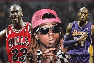 Reperis Lilas Wayne'as: atleisk Dieve, atleisk Jordanai, aš renkuosi Kobę
