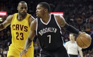 """""""Cavaliers"""" norėtų įsigyti veteraną J.Johnsoną, domisi dar keliais žaidėjais"""