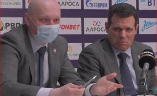 """Itoudis - apie Gomelskį CSKA trenerių štabe: mano asistentai dirba, o ne """"Play Station"""" žaidžia"""
