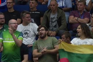 Optimizmo nepraradę rusai liaupsina Sabonį ir lietuviams prognozuoja medalius