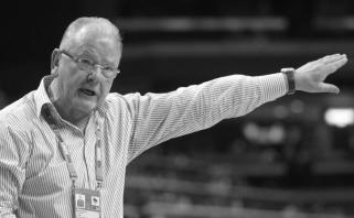 Skaudi netektis: mirė Serbijos krepšinio legenda Dušanas Ivkovičius