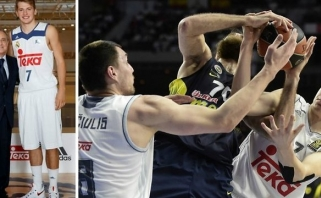 Europos supertalentas nepasidavė ispanų vilionėms - žais Slovėnijos rinktinėje