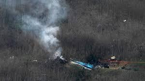 Paskelbtos K.Bryanto ir kitų sraigtasparnio katastrofos aukų skrodimo išvados