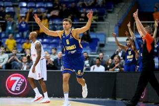 R.Kurtinaitis apie kontraktą pratęsusį J.Vialcevą: jis su Monia yra komandos širdis