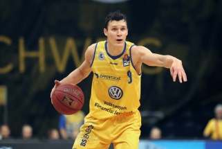 """Nuo balandžio nežaidęs Ž.Janavičius sustiprino """"Scycop"""" gretas"""