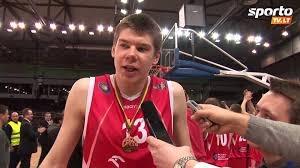 LKL kovo mėnesio geriausias krepšininkas - R.Giedraitis