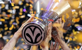 Eurolyga paskelbė konkrečius svarstomus scenarijus kaip užbaigti sezoną