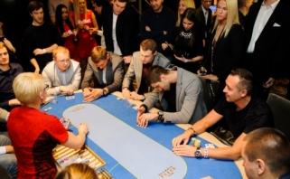 """Labdaros pokerio turnyre - """"Žalgirio"""" krepšininkų sėkmė"""