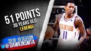 Praėjusiame sezone 51 tašką pelnęs J.Crawfordas nesupranta, kodėl nebeįdomus NBA klubams