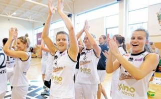 """Sh.Landry taškai nukalė """"Kibirkščiai"""" bronzos medalius!"""