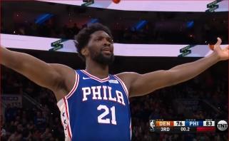Neįtikėtini G.Harriso ir J.Embiido metimai - NBA gražiausių momentų penketuke