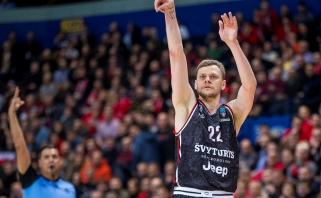 """""""Ryto"""" kapitonas E.Bendžius įvardijo Vilniaus komandos visų laikų geriausiųjų penketą"""