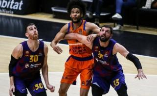 Dalis Ispanijos klubų pageidautų LKL pasirinkto ryžtingo sprendimo
