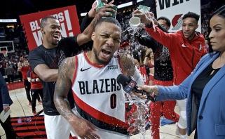 Lillardas kategoriškai atsakė tiems, kurie nori, kad jis paliktų Portlandą