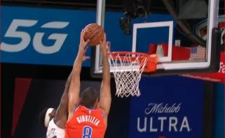 "Rungtynių taškų sąskaitą atidariusio D.Gallinari dėjimas - NBA ""Top 10"" viršūnėje"