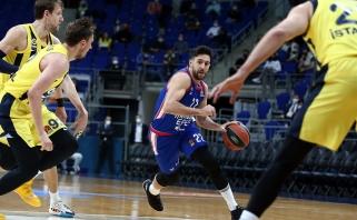 Karjeros mačą sužaidęs Micičius nutraukė įspūdingą Ulanovo komandos žygį