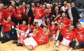 """Kroatijos taurė - """"Cedevita"""" krepšininkų rankose"""