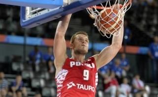 Lenkijos rinktinė draugiškame turnyre nusileido Afrikos komandai