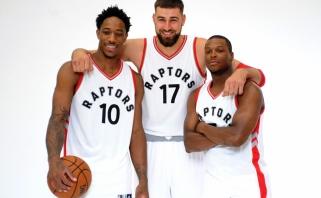 """K.Lowry nori likti """"Raptors"""" klube, bet prašys didesnės algos"""