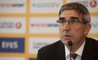 Eurolygos vadovų planas: tęsti sezoną, kai bus saugu