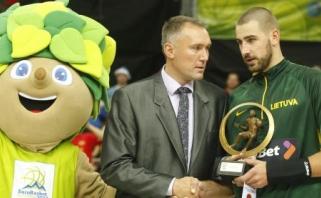 LKF ramina dėl situacijos, susidariusios Europos krepšinyje