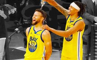 """""""Warriors"""" be Curry atakuoja blogiausiai visoje lygoje per pastaruosius 5 metus"""