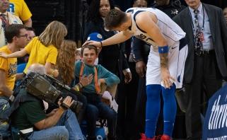 """NBA naktis: skaudi """"Raptors"""" nesėkmė, Dončičiaus trauma ir 295 taškai Vašingtone"""