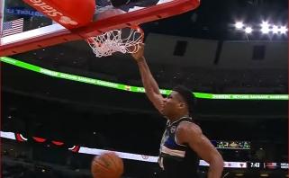 NBA Top 10 viršūnėje - E.Mudiay apgaulingas veiksmas ir G.Antetokounmpo skrydis