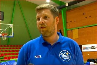 """G.Petrauskas: apie """"Pieno žvaigždžių"""" komplektaciją ir pasiruošimą sezonui"""