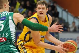 """""""Chimki"""" vadovas patvirtino, kad T.Mozgovas už praeitą sezoną atlyginimo negavo"""
