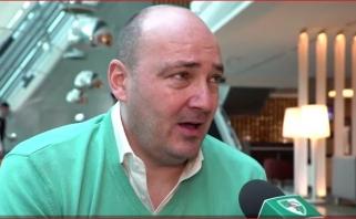 Buvęs žalgirietis M.Beričius prisiminė sezoną su Sabu ir kylančią P.Jankūno žvaigždę