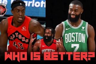 """Nauji favoritai įsigyti Hardeną - """"Raptors"""" ir """"Celtics"""""""