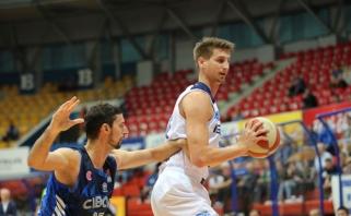 """Čempionatą nutraukė ir kroatai, nugalėtojų neskelbs, o """"Cibona"""" paleido žaidėjus"""