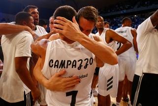 "Ispanijos Supertaurę iškovojo ""Real"", MVP - S.Llullas"