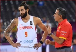 """Ispanijos rinktinei """"taip"""" ištarė du NBA žaidžiantys krepšininkai"""