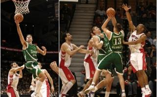 """Per plauką nuo istorinės pergalės: kaip """"Žalgiris"""" vos neparbloškė NBA klubo"""