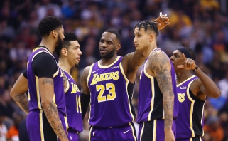 """D.Greenas: """"Lakers"""" reikia išlaikyti sudėtį, tuomet titulas bus apgintas"""