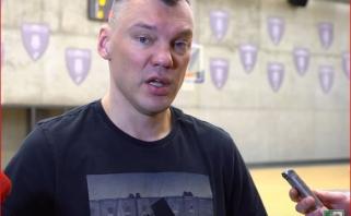 """Š.Jasikevičius: atkreipėme dėmesį į teisėjų klaidas, esu garantuotas - tą darė ir """"Olympiakos"""""""
