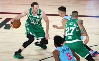 """""""Celtics"""" konferencijos finale jau padės vienas lyderių"""