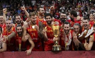 Ispanijoje – skaičiais pagrįstos abejonės dėl rinktinės ateities: triumfas tebuvo anomalija