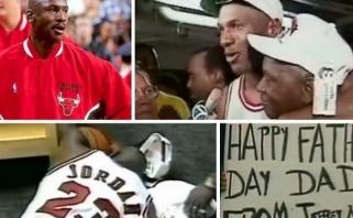 Kai verkė visas pasaulis: kodėl M.Jordanas paliko NBA, ir kas nužudė jo tėvą?