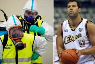 Kai liga įveikta, bet palieka įspaudą visam gyvenimui: garsus Ispanijos krepšininkas – itin atvirai apie koronavirusą