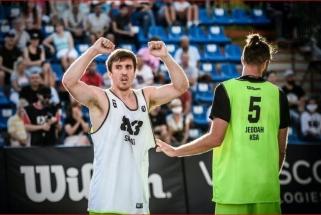 """""""Gulbelė"""" dramatiškai pateko į FIBA turnyro finalą"""