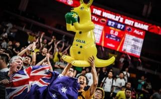 Dviguba australų šventė: užsitikrino vietą Tokijo olimpinėse žaidynėse