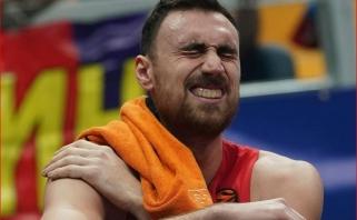 CSKA visam sezonui prarado N.Milutinovą bei nusitaikė į E.Udoh