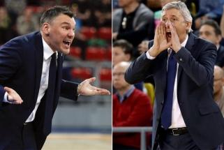 """""""Barcos"""" talentus pažinti norintis Šaras sugrąžino S.Pešičiaus nutrauktą tradiciją"""
