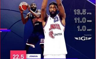 """NKL savaitės MVP - K.Thomasas, penketuke dominuoja """"žemaičiai"""""""