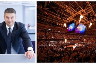 G.Žiemelio užmačios įsigyti NBA klubą: ar tai realu ir kokia tikimybė iš to uždirbti?