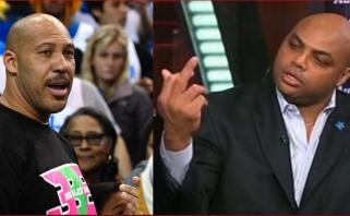 Ch.Barkley: LaVaras Ballas visur pasirodo kaip miesto kvailelis, reikia jo nebeleisti į TV