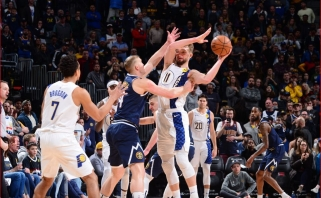 Istorinis pasiekimas: D.Sabonis pirmas iš lietuvių NBA surinko trigubą dublį